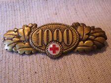 Fahrtenspange des Österr.Roten Kreuz - für 1000 Einsatzfahrten