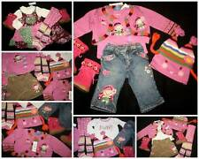 NWT The Children's Place Favorite Friends Pipi 10 pieces Lot Girl Size 6  6-9 M