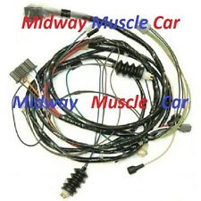 front end head light lamp wiring harness 67 68 Chevy Camaro  z/28 SS