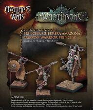 Avatars of War: Amazon Warrior Princess - aow88 - Character