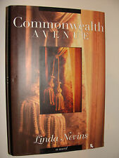 Commonwealth Avenue by Nevins 1996 1881 Boston diary novel