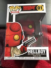 Funko POP! Comics Vinyl Figure Hellboy