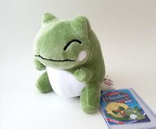 """Japanese Pokemon Center 6"""" ORIGINAL 2013 Substitute plush doll Elfuun Whimsicott"""