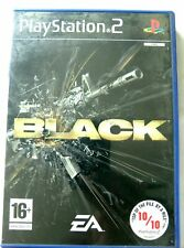 27001 Black - Sony PS2 Playstation 2 (2006) SLES 54030