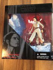 Star Wars Black Series Rey Starkiller Base Action Figure Boy Toy Collectible Nwt