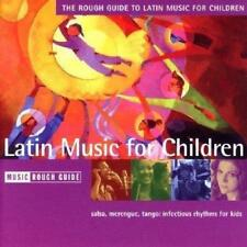 The Rough Guide To Latin Music For Children - Various (NEW CD)