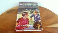 John Blaine THE WHISPERING BOX MYSTERY Rick Brant-Science-Adventure 1st ed. 1948
