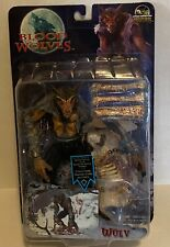 NECA Stan Winston Creatures 2003 Blood Wolves Wulv