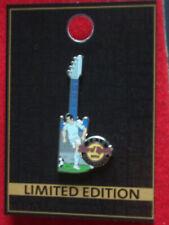 HRC Hard Rock Cafe Manchester Milestone Series No6 Soccer Manu Blue LE200