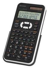 Sharp Battery Basic Large Display Calculators