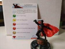 HeroClix DC Superman 056 Superman Son of Darkseid Chase Figure