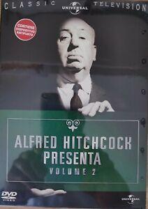 ALFRED HITCHCOCK PRESENTA VOLUME 2 - COFANETTO 8 DVD NUOVO SIGILLATO INTROVABILE