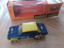 Solido Fiat 131 rallye Monte-Carlo 1977