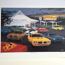 David Snyder Pralines and Ponchos Pontiac GTO Judge Firebird Trans Am 1970 Dave