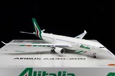 INFLIGHT 200 IF332AZ001 1/200 ALITALIA AIRBUS A330-200 EI-DIP WITH STAND