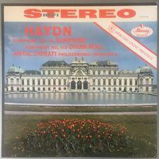 HAYDN Sym 94 & 103 Dorati Mercury Living Presence SR90208 CBFR1/3 audiophile LP