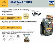 GYS 2-en-1 Démarreur + Alimentation batterie Booter unité pour Camions 12V+24V