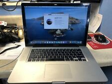 Macbook Pro 15 2012 A1287 1tb Ssd , 16 Gb Ram