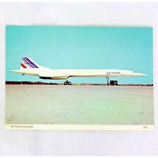 Air France - Concorde - Avion Carte Postale - Bonne Qualité