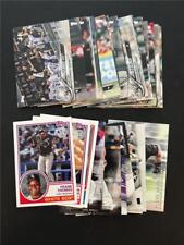 2018 Topps Chicago White Sox Master Team Set With Update 37 Cards All Inserts