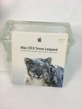 Apple Mac OS X Snow Leopard Family Pack (Opened Box)