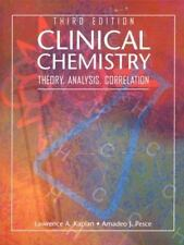 Clinical Chemistry Theory Analysis & Correlation, Pesce PhD  DABCC  FNACB, Amade