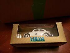 NEW VITESSE HERBIE The Love Bug Herbie 1200 MUSEUM CLASSIC HERBIE N PLASTIC CASE