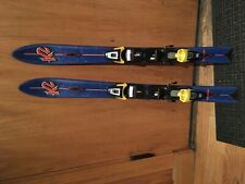 Youth Skis with Bindings