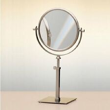 "Windisch by Nameeks 99135-3X Windisch 15.5""H 3x Free Standing Mirror, Gold"
