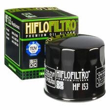 Hiflo Premium Oil Filter Black HF153