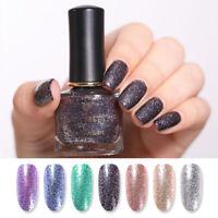 BORN PRETTY 6ml Glitter Nail Polish Holographic Colorful Shining Nail Varnish
