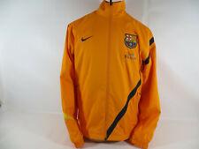 FC Barcelona Trainingsjacke Nike Herren Jacke Jacket Gr. M Barca Orange