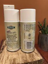 New listing PetSafe 2Cans Spray Refill Cat Pet Deterrent Ssscat of 3.89 oz