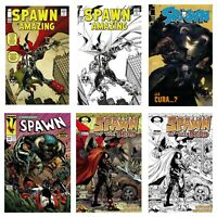 Spawn 221 to 231 - Mexican Homage Lot - Includes Variants - 23 Comics - Mexico