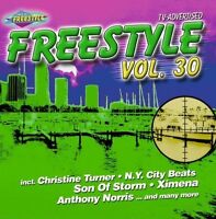 Freestyle 30 (2006) Christine Turner, Dolicia Paris, N.Y. City Beats, Dan.. [CD]