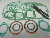 NEW YAMAHA RD350 1973-75 MODELS COMPLETE ENGINE GASKET SET - RD 350