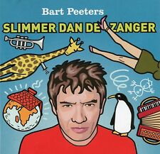 Bart Peeters : Slimmer dan de zanger (CD)