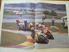 A481-MOTO GP MALEISIE DOOHAN,CRIVILLE,BARROS,ITHO,SCHWANTZ POSTER 1993 ?