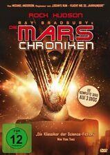 Die Mars Chroniken - Rock Hudson - 3 DVD Box