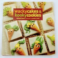 Wacky Cakes & Kooky Cookies by Jenne, Gerhard Book  Baking Cookies with Pictures