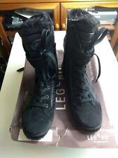 ladies, hiking,snow boot, schwarz, legero,  gore tex, s 7. waterproof , black,