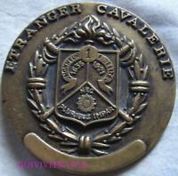 MED10225 - MEDAILLE 1° REGIMENT ETRANGER DE CAVALERIE