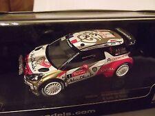 citroen DS3 WRC monte carlo 2013 loeb ixo