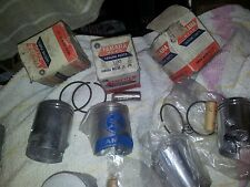 Yamaha rd  125 7 .ect. 125 200 twins. 80 mx lc piston kits .rings std .oversize