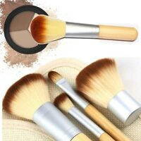 4pcs Pro Makeup Cosmetic Blush Brush Foundation Powder Kabuki Brushes Kit Set GA