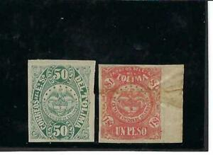 STATE TOLIMA.- SC 16-17 COLOMBIA  1879