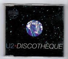 (IA926) U2, Discotheque (3 tracks) - 1997 CD