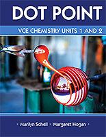 VCE Chemistry Units 1-2 Dot Point