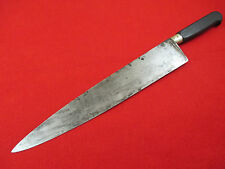Sabatier A. Lacroix Carbon Steel 11.5  inch Chef Knife