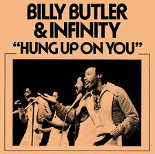 BILLY BUTLER & INFINITY - HUNG UP ON YOU (CD 2014) INC. 3 BONUS TRACKS...NEW